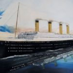 Jo Morris Paintings Titanic