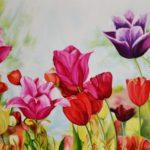 Jo morris paintings flowers