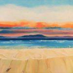 jo morris Painting Landscape