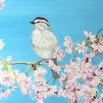 jo morris Paintings bird