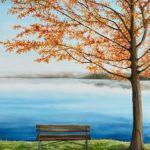 Jo Morris Paintings Spring Breeze